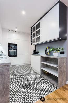 modern Kitchen by Michał Młynarczyk Fotograf Wnętrz