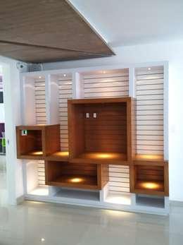 OFICINAS PUNTO DE IMAGEN : Edificios de Oficinas de estilo  por emARTquitectura