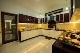 Sanchetna: modern Kitchen by Ankit Goenka