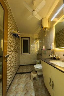 modern Bathroom by Ankit Goenka