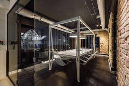 Northern Gothics Reflections: Офисные помещения в . Автор – Lev Lugovskoy
