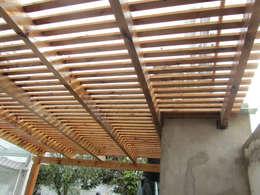 Casas de estilo moderno por Arquitecta MORIELLO