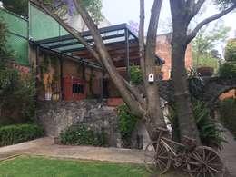 Jardines de estilo colonial por gremio