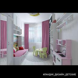 غرفة الاطفال تنفيذ LANDIK INTERIOR DESIGN