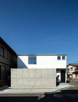 S-house: coil松村一輝建設計事務所が手掛けた家です。