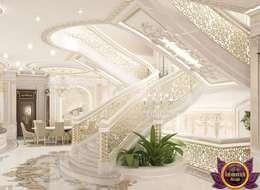 الممر والمدخل تنفيذ Luxury Antonovich Design