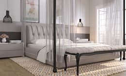 modern Bedroom by GN İÇ MİMARLIK OFİSİ