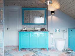 浴室 by дизайн-студия PandaDom