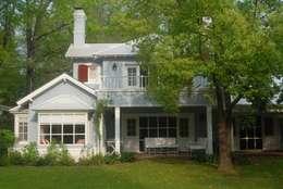 Casa en Argentino Golf Club: Casas de estilo clásico por Rocha & Figueroa Bunge arquitectos