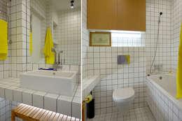 浴室 by ULJANOCHKIN DESIGN*STUDIO