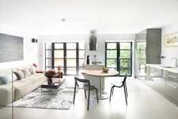 modern Dining room by ESTHERRICO Design & Businness