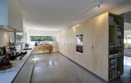 modern Kitchen by CHORA architecten