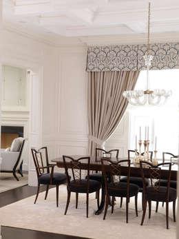 Dining Room: classic Dining room by Douglas Design Studio