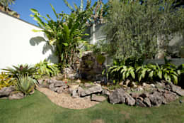 Jardines de estilo clásico por Eustáquio Leite Arquitetura