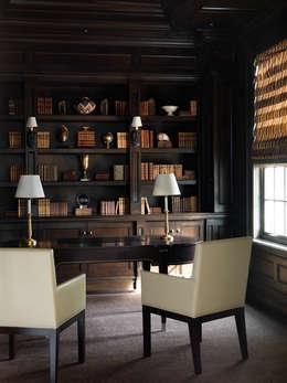 Office: classic Study/office by Douglas Design Studio