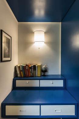 غرفة نوم تنفيذ Elia Falaschi Photographer
