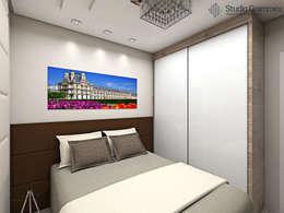 Dormitório: Quartos  por Studio Grammés