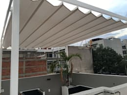 Patios & Decks by Materia Viva S.A. de C.V.