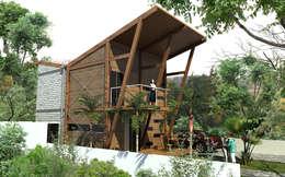 Nhà by Promenade Arquitetura