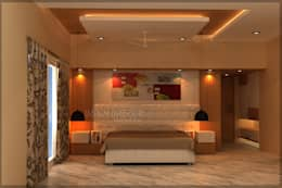 Mr. Praveen. : classic Bedroom by Insign