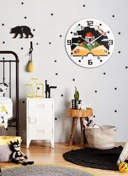 غرفة الأطفال تنفيذ Canvas Design