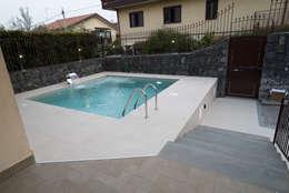 classic Pool by T_C_Interior_Design___