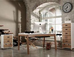 Ruang Kerja by Baltic Design Shop