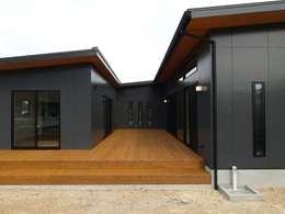 房子 by ai建築アトリエ