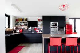 Projekty,  Kuchnia zaprojektowane przez Andrea Picinelli