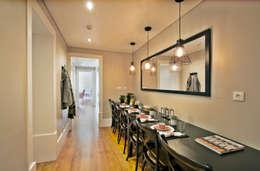 Dining room by Pureza Magalhães, Arquitectura e Design de Interiores