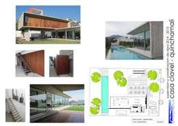 Casas de estilo minimalista por surarquitectura