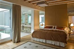 CASA EN PALERMO: Dormitorios de estilo moderno por Arquitecta MORIELLO