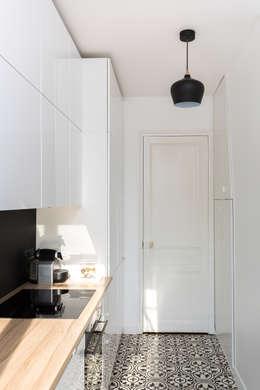 廚房 by Mon Concept Habitation