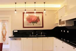 modern Kitchen by DİZAYNer®   Mutfak