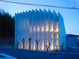 modern Houses by 藤原・室 建築設計事務所