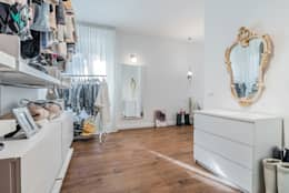 Ristrutturazione appartamento Milano, Tibaldi: Camera da letto in stile in stile Moderno di Facile Ristrutturare