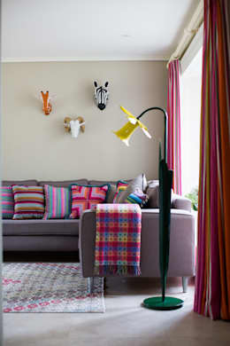 Country Manor Playroom : classic Nursery/kid's room by Thompson Clarke