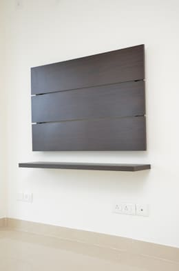 Led TV Stand Online: asian Living room by Scale Inch Pvt. Ltd.