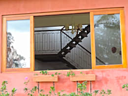 Casas de estilo colonial por ILHA ARQUITETURA