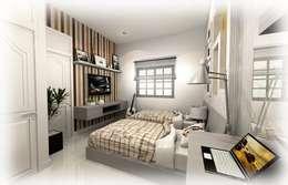 Projekty,   zaprojektowane przez Room 207 Thailand