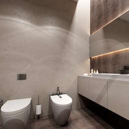 minimalistic Bathroom by EsboçoSigma, Lda