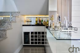 Cavas de estilo clásico por dm arquitetura e interiores - Dayane e Marina Chemin