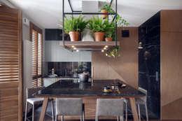 Cocinas de estilo  por JT GRUPA