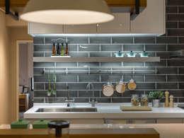 مطبخ تنفيذ 存果空間設計有限公司