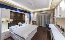 modern Nursery/kid's room by Nandita Manwani