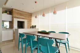 Terrazas de estilo  por Danyela Corrêa Arquitetura