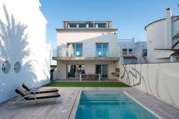 HD Arquitectura d'interiors: minimal tarz tarz Evler