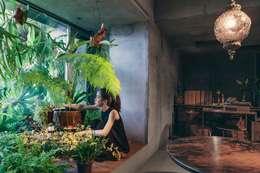 Projekty,  Ogród zaprojektowane przez 本晴設計