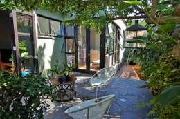 House Morningside: modern Garden by Ferguson Architects