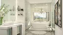 Constantia Development: modern Bathroom by Modo